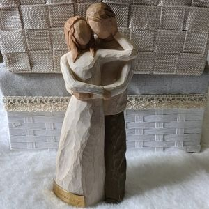 "Willow Tree "" Together""  Figurine 1st Anniversary"